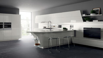 Кухня Flux Swing Scavolini