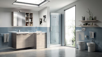 Ванная Laundry Space Scavolini