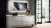Гостиная Living Exclusiva Scavolini